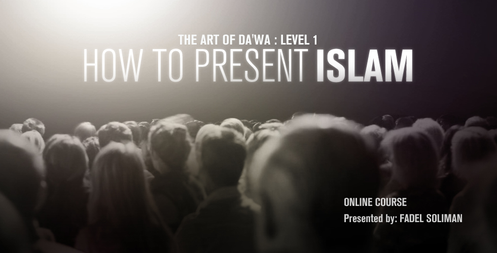 How to present Islam (OC) poster 2